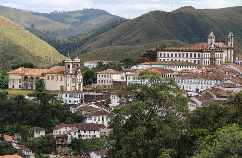 Ouro Preto: la joya histórica que debes visitar si te apasiona Brasil