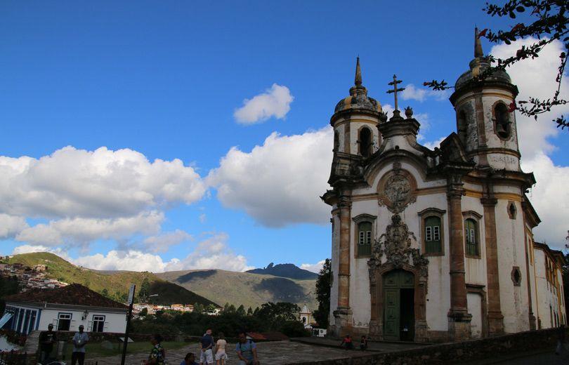 Cómo ir de Río de Janeiro a Ouro Preto