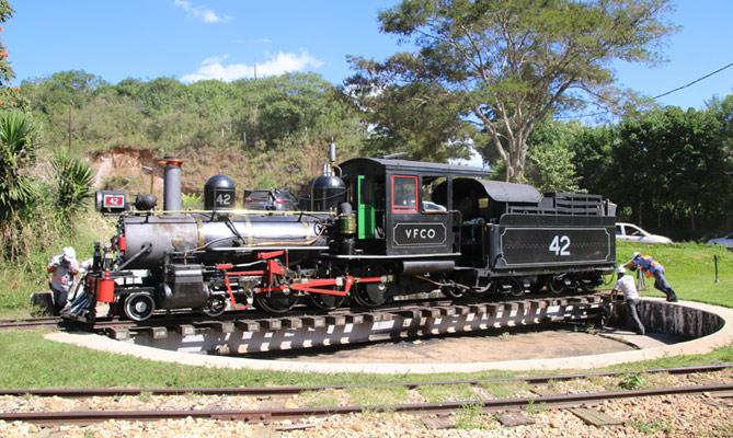 Maria Fumaça: un paseo por Minas Gerais en un tren de vapor del siglo XIX