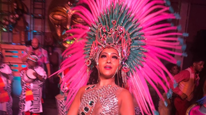 Escuela de samba Mangueira: vivir el carnaval en cualquier época