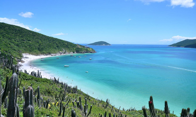 Prainhas do Pontal, un paraíso en Arraial do Cabo. Foto: Civitatis