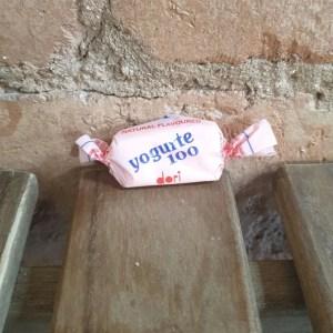 foto Bala de Yogurte unidade