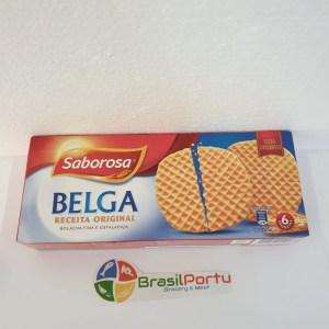 foto Biscoito Belgas Original 220g
