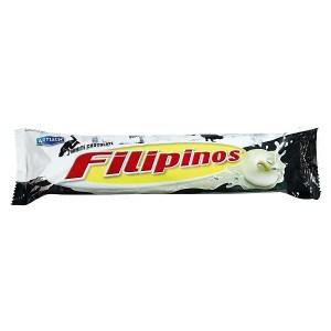 fot Biscoito Filipinos Chocolate Branco 135g