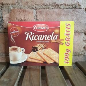 fotos Biscoito Ricanela Cuetara 500g
