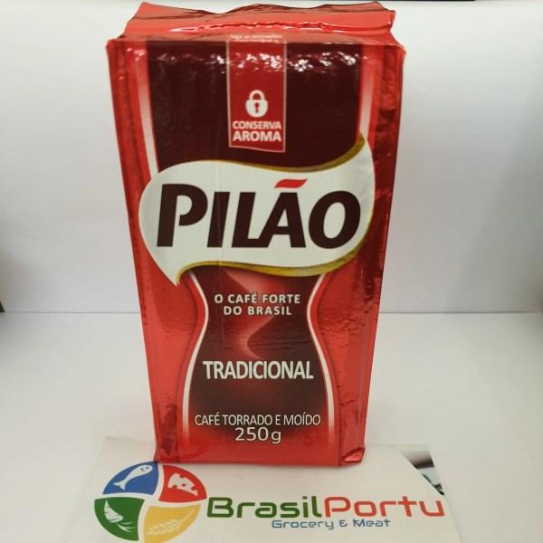 foto Café Pilão Tradicional 250g