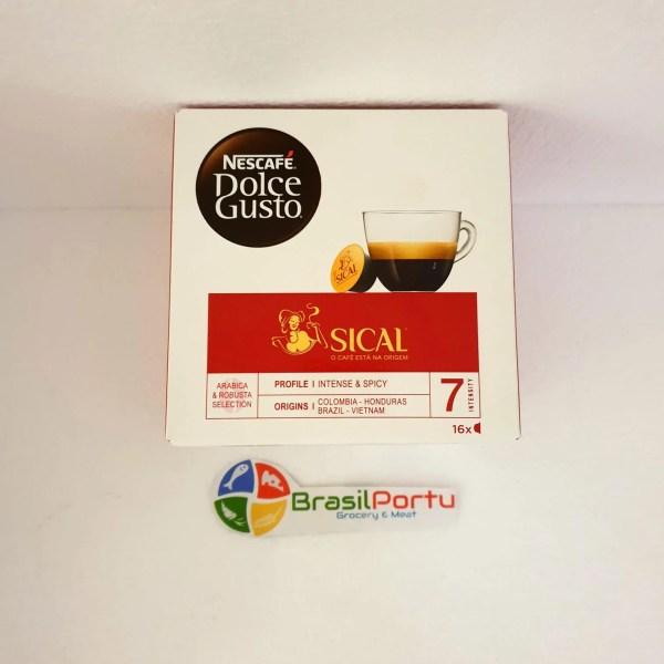 foto Café Sical Capsula Dolce Gusto