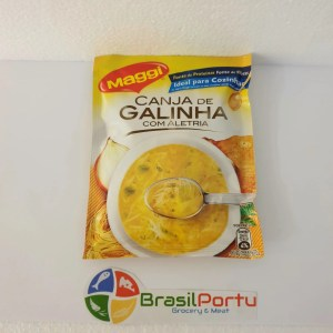 foto Canja de Galinha Maggi 75g