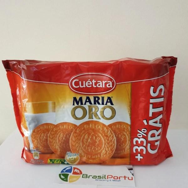 foto Cuétera Biscoito Maria ORO 800g