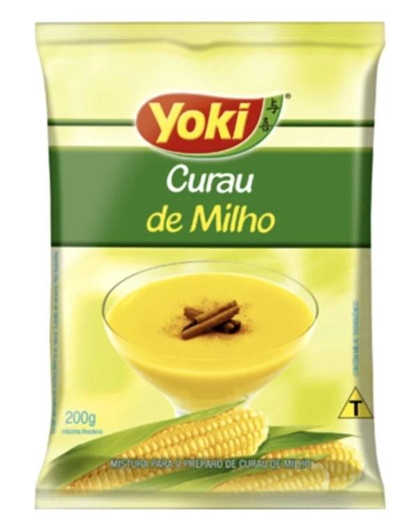 foto Curau de milho 200g