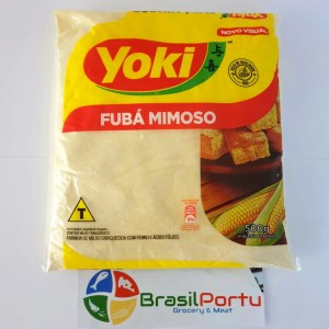 foto Fubá Mimoso 500g