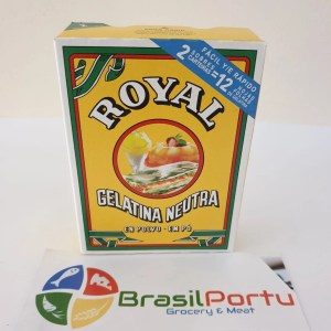 fotos Gelatina Neutra Royal 20g