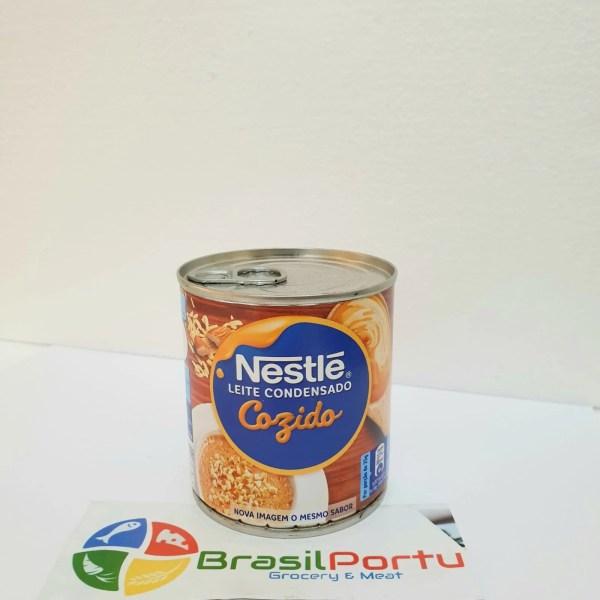 foto Leite Condensado Cozido Nestlé 397g