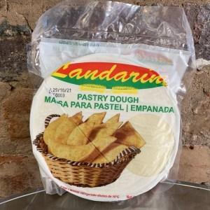 Foto Massa para pastel redondo 500g