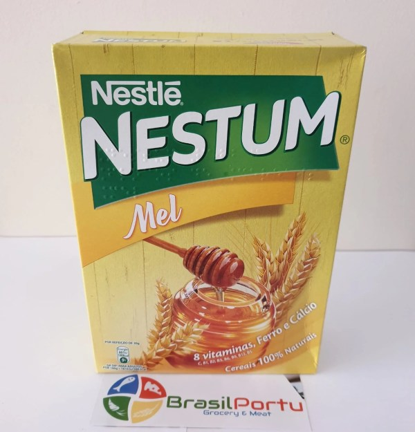foto Nestlé Nestum Mel 300g