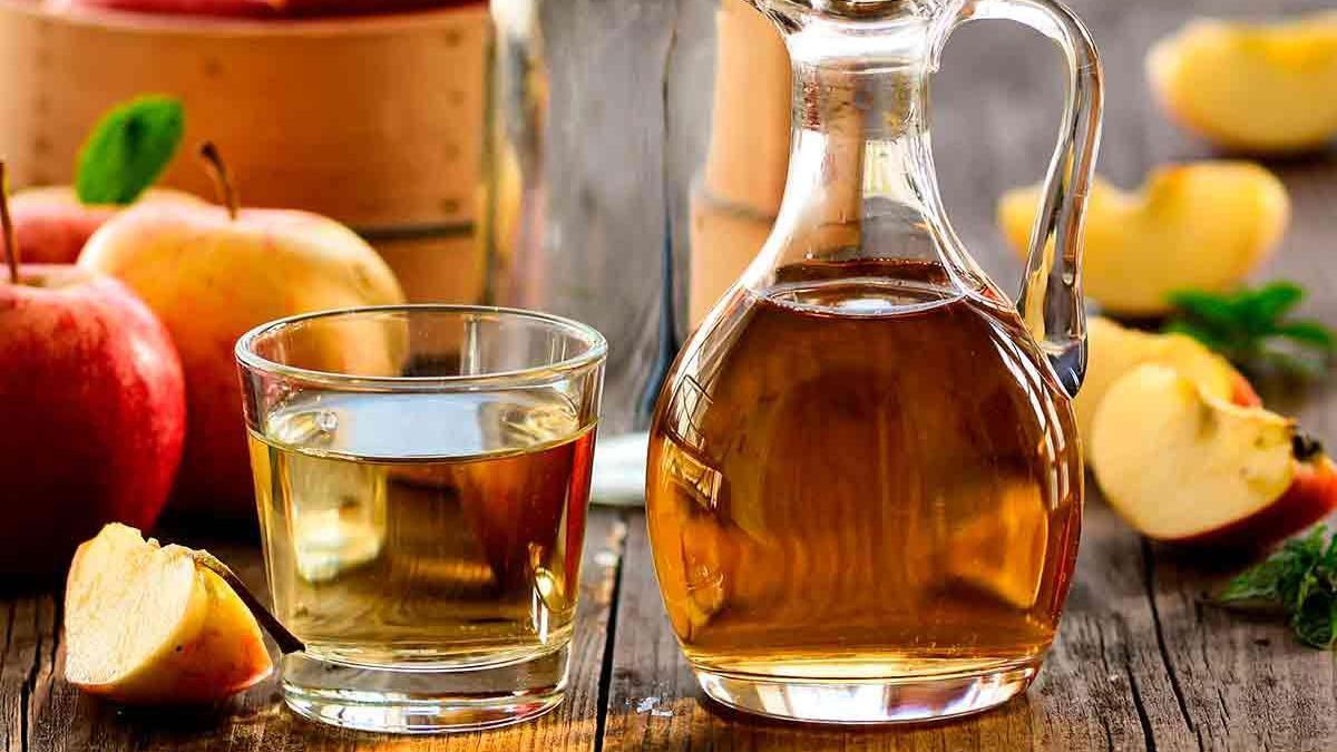Quais são os benefícios de beber vinagre de maçã?