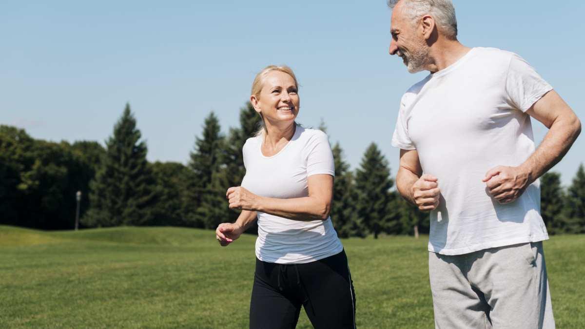 Menopausa pode ser amenizada com a corrida!