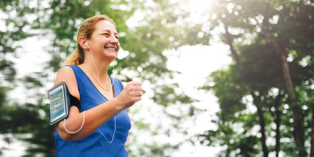 corrida ajuda no combate ao câncer
