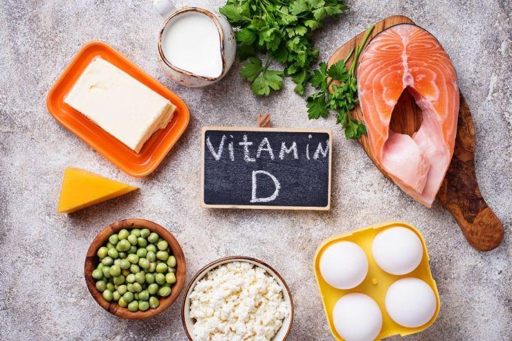 relação da vitamina D e o corona