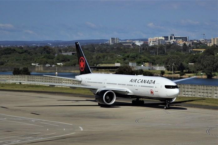 Air Canada adia retomada de voos diretos entre Brasil e Canadá