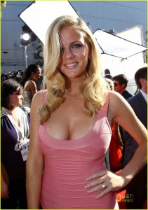 Brooklyn Decker Bra Size