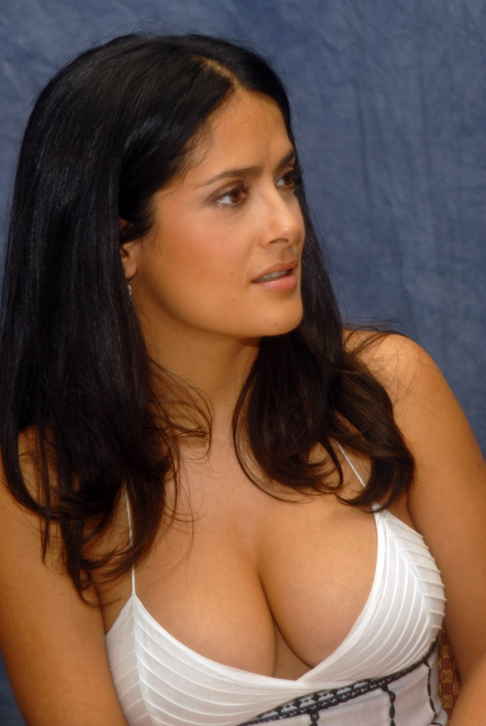 Salma hayek body naked what, look