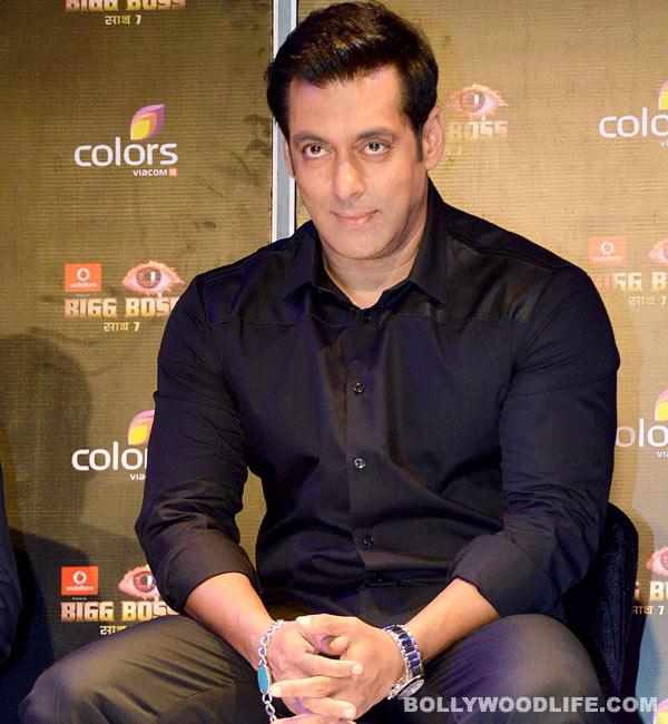 Salman Khan Body Measurements