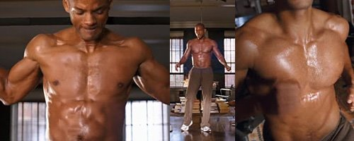 Will Smith Body Measurements