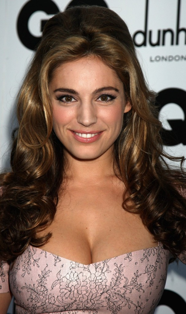 Kelly Brook Bra Size