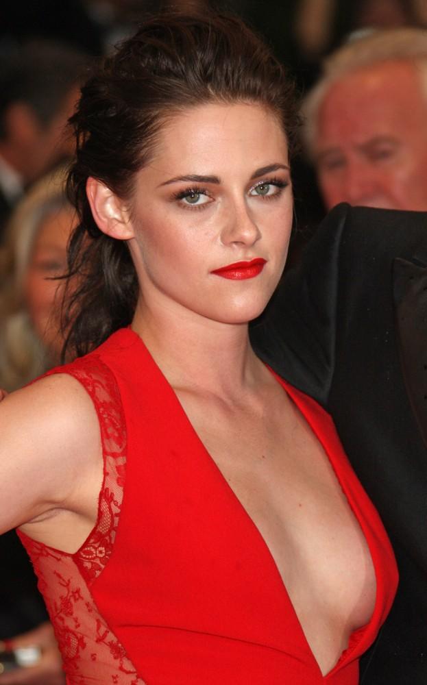 Kristen Stewart Bra Size