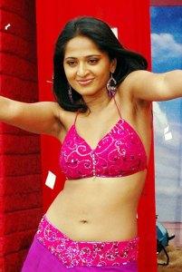 Anushka Shetty Bra Size
