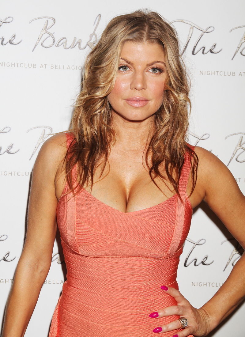 Fergie Body Measurements - Celebrity Bra Size, Body ...