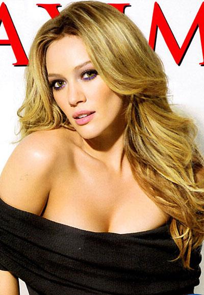 Hilary Duff Bra Size