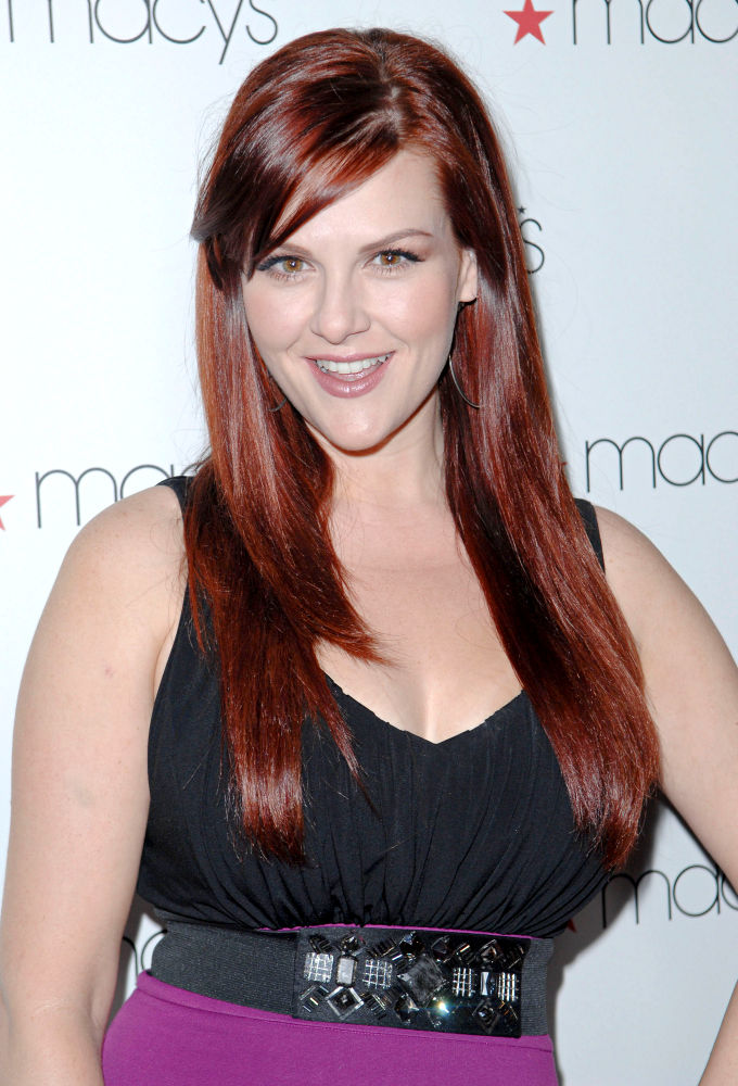 Sara Rue Body Measurements