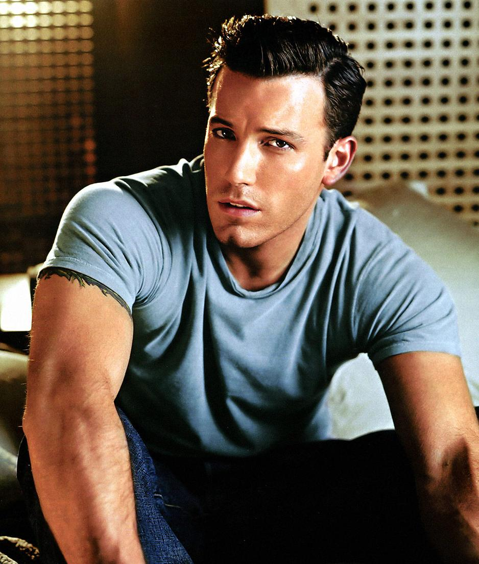 Ben Affleck Chest and Biceps Size