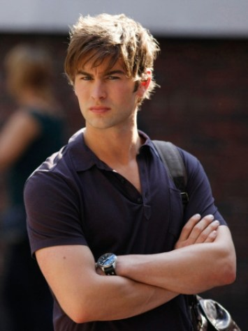 Chace Crawford Biceps Size