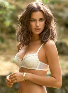 Irina Shayk Bra Size