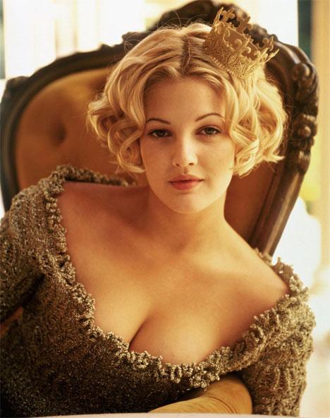 Drew Barrymore Body Measurements And Net Worth Celebrity Bra Size