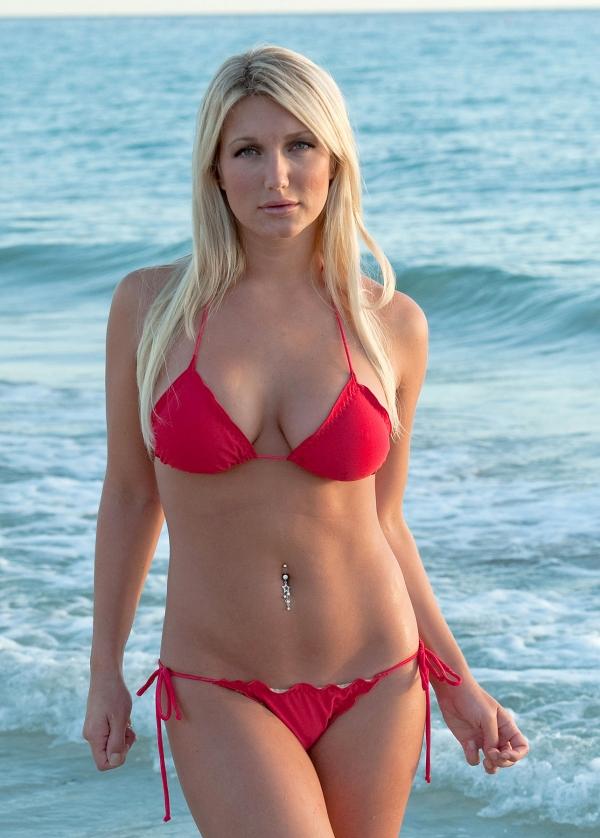 Brooke Hogan Bra Size