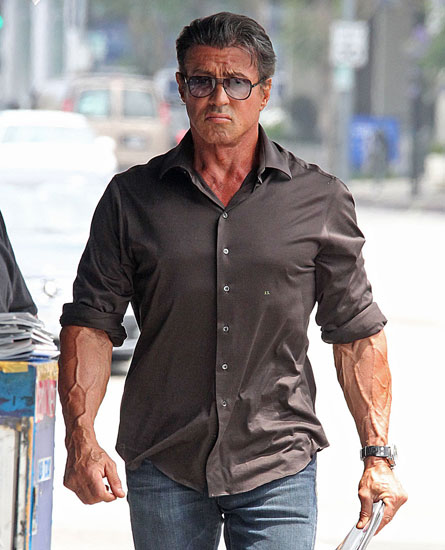 Sylvester Stallone Body Measurements and Net Worth ...