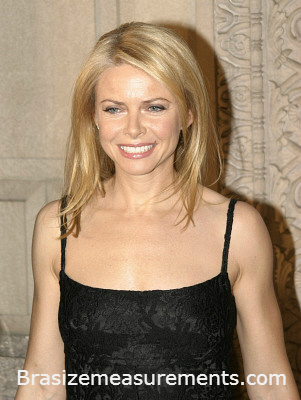 Faith Ford Bra Size