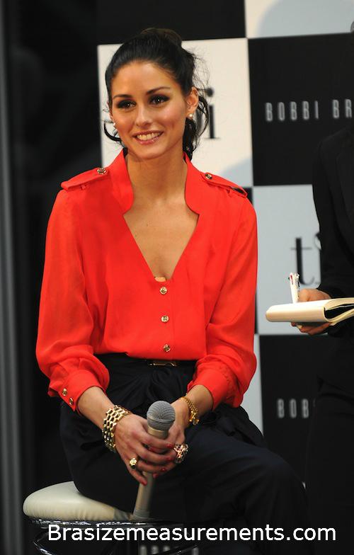 Olivia Palermo Bra Size