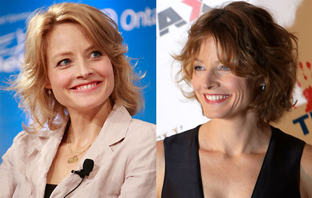 Jodie Foster Facelift
