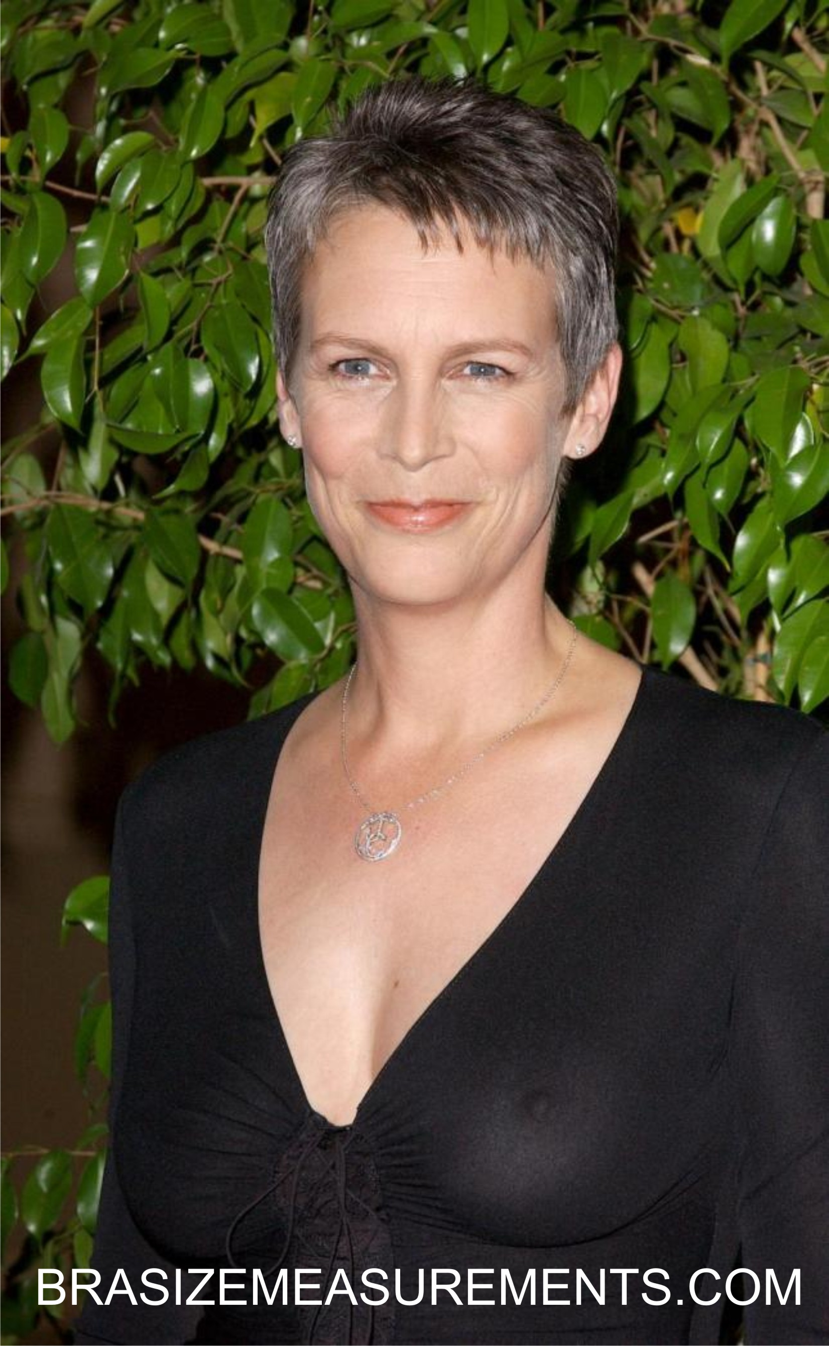 Jamie Lee Curtis Bra Size
