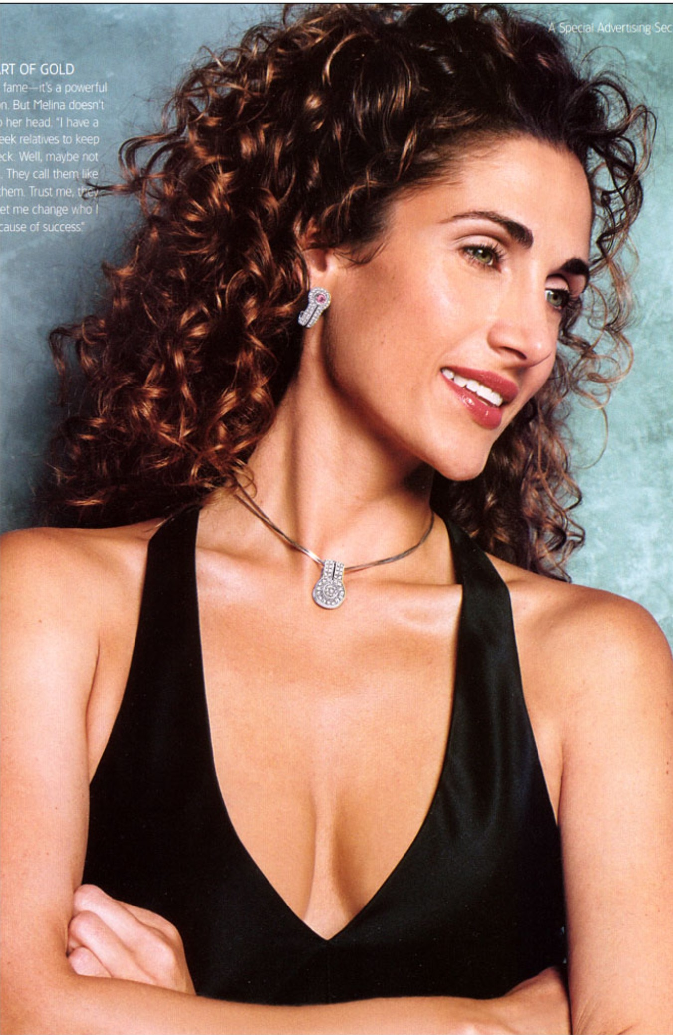 melina-kanakaredes-boobs