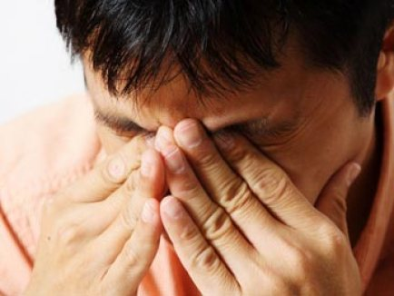 Dry Eyes Health Problem