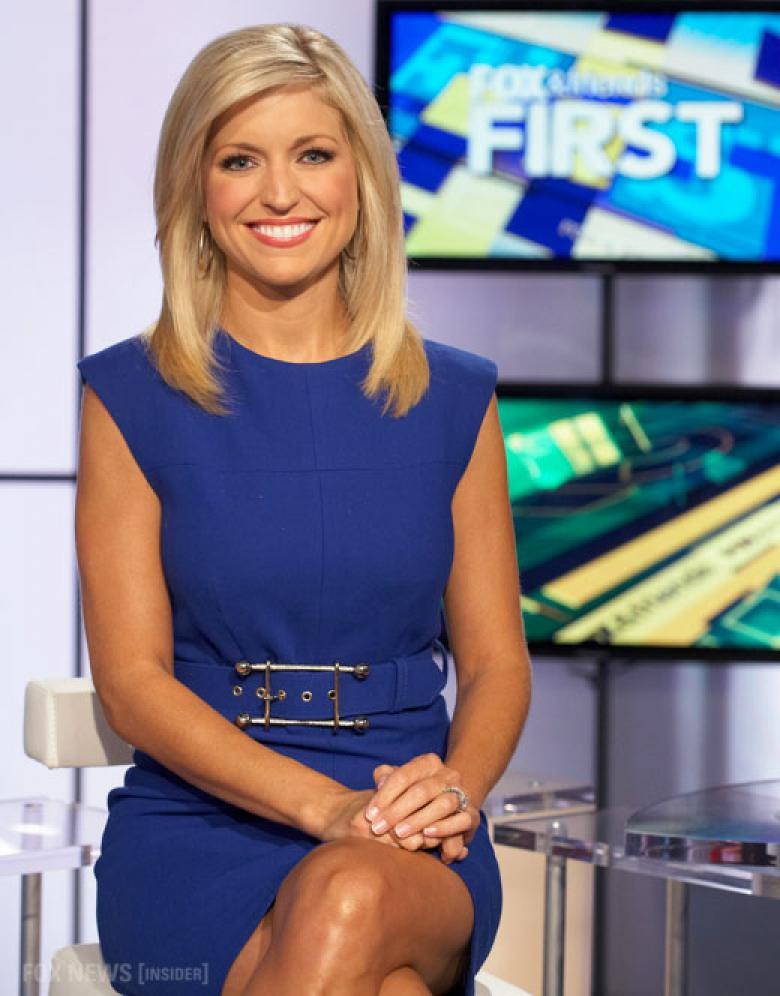 Ainsley Earhardt Fox and Friends