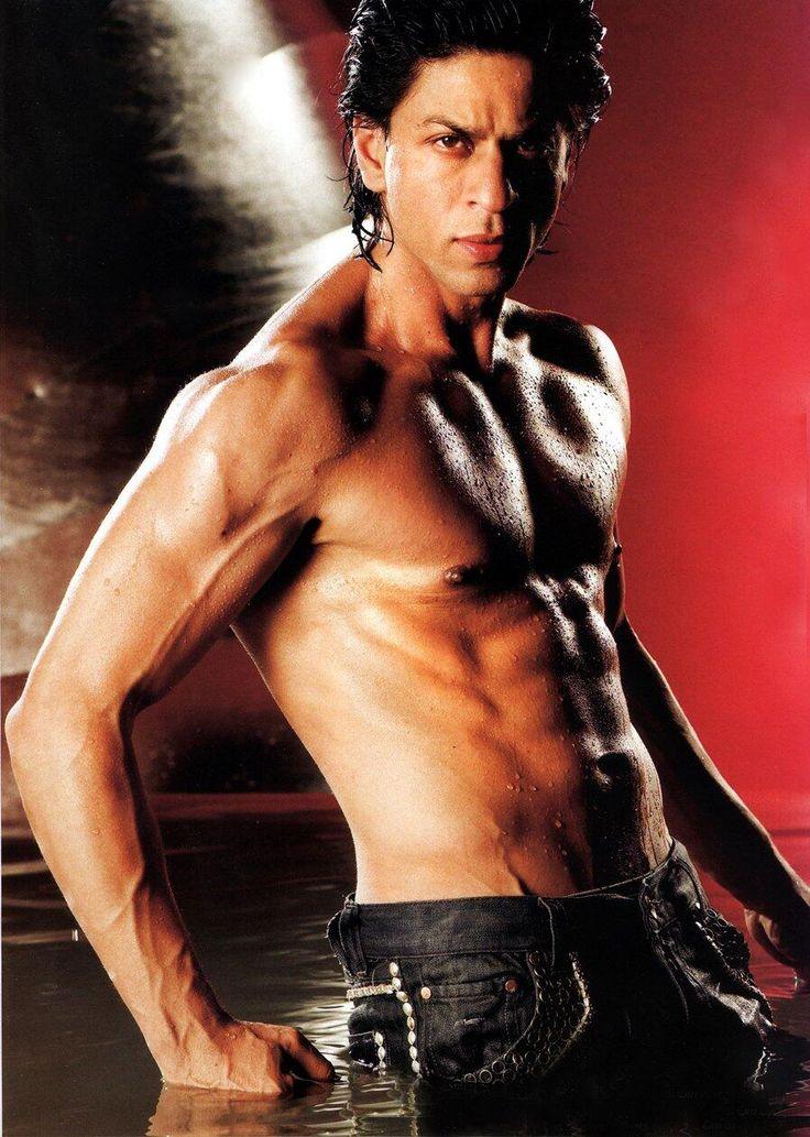 Shahrukh Khan Biceps Size