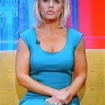 Gretchen Carlson Bra Size and Body Measurements