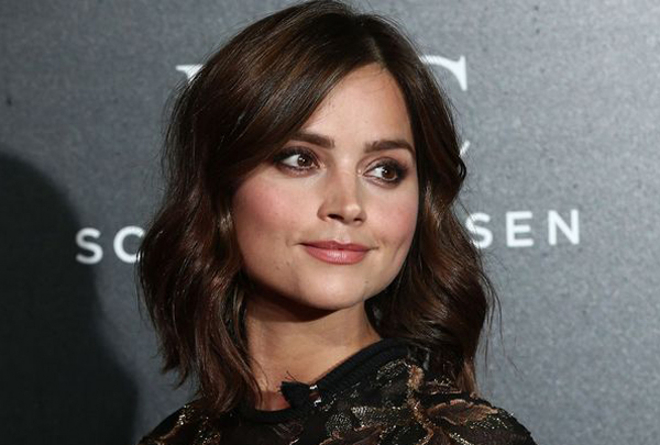 Jenna Coleman Bra Size Body Measurements
